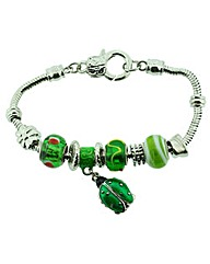 Womans charm bracelet
