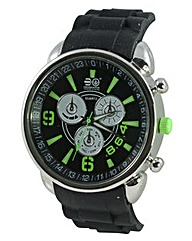 Mens Crosshatch Watch