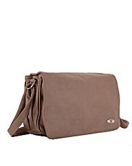 Enrico Benetti Bourgogne Handbag