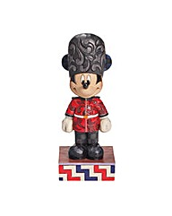 Disney Mickey Mouse England Figurine
