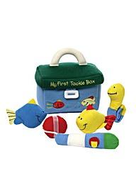 Gund Baby My First Tackle Box
