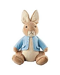 Gund Peter Rabbit Jumbo Soft Toy
