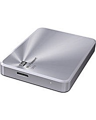 WD MYPASSPORT ULTRA FOR MAC 2TB SILVER