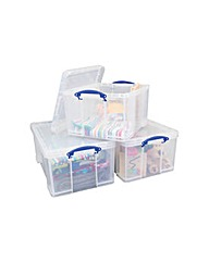 Really Useful Storage Boxes Pack