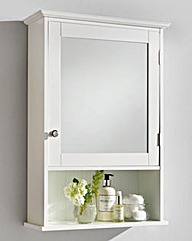 New England Mirror Cabinet