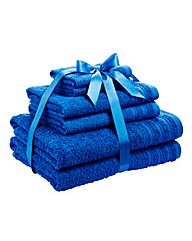 6 Piece Everyday Towel Bale