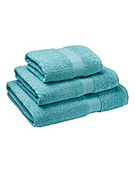3 Piece Luxury Zero Twist Towel Bale