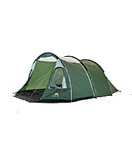 Trespass 6 Man 2 Room Tunnel Tent.