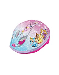 Disney Princess Bike Helmet - Girls