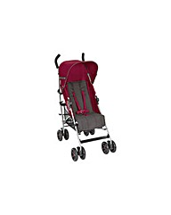 Mamas & Papas Swirl Pushchair - Red.