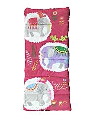 Elephants Sleeping Bag