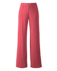 Classic Leg Slinky Trousers Length 29in
