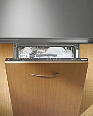 Hoover Full Size Integrated Dishwasher