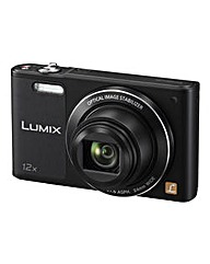Panasonic DMC-SZ10 Camera Black