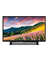Toshiba 40in SMART LED/DVD Combi