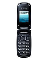 Vodafone Samsung E1270 Black