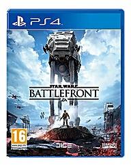 Star Wars Battlefront (PS4)