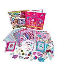 1600 Piece Scrapbook Kit