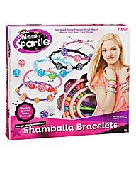 Craz Art Shimmer & Sparkle Shamballa