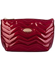 Claudia Canova Zip Top Cosmetic Purse
