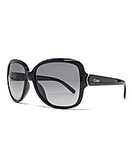 Chloe Square Sunglasses