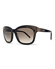 Chloe Stud Detail Sunglasses