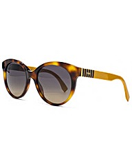Fendi Round Sunglasses