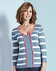 Stripe Mock Jumper