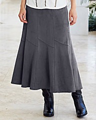 Nightingales Suedette Skirt