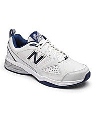 New Balance Mens MX624 Trainer Std Fit
