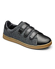 JCM Sports T&C Felt Trainers EW Fit