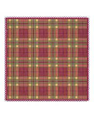 Katie Alice Highland Fling Napkins
