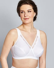 Playtex 2 Pack Non Wired Lace Bras