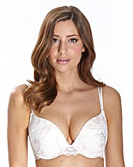 After Eden Lace Plunge Bra