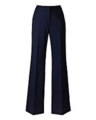 Basic Bootcut Trousers Long