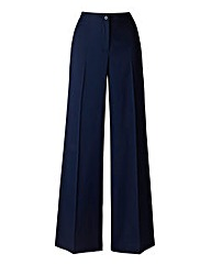 Basic Wide Leg Trousers Long
