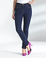 MAGISCULPT Skinny Jeans Short