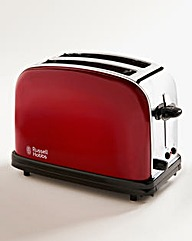 Russell Hobbs Colours 2 Slice Toasters