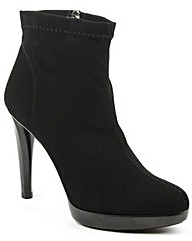 Daniel Renee Black Ankle Boot