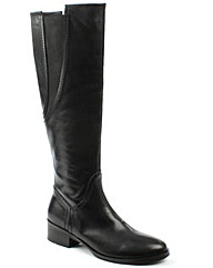 Daniel Georgette Black Knee Boot