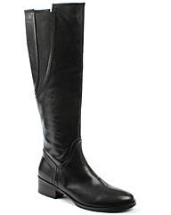 Daniel Georgette Black Knee Boot
