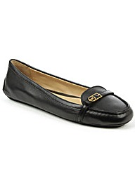 Michael Kors Black Driving Loafer
