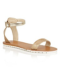 Dolcis Winona ladies open toe sandals