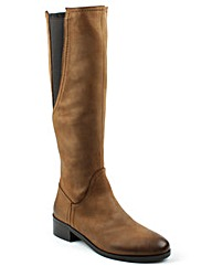 Daniel Georgette Tan Knee Boot