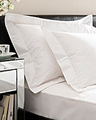 Egyptian Cotton Oxford Pillowcases