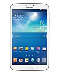 Samsung Tab 3 8in Wi-Fi Tablet -16GB