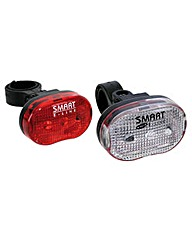 Avocet Smart LED 2F/1D Rear 3F/3D Set