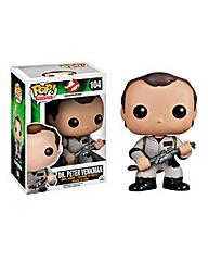 Ghostbusters POP Figure-Dr Peter Venkman