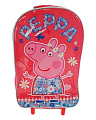 Peppa Pig Wheeled Trolley Case