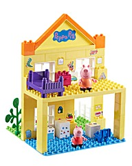Peppa Pig Construction 3D House